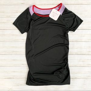 NWT Isabel Maternity Active Tee